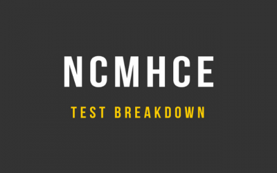 Study Tips For The NCMHCE