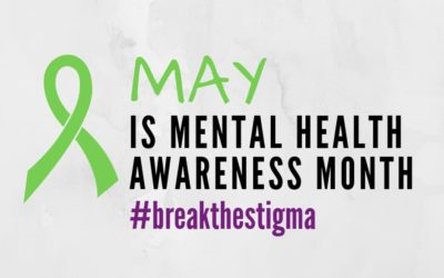 Hello May: Hello Mental Health Awareness Month!